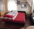 Doppelbett Wohnzimmer
